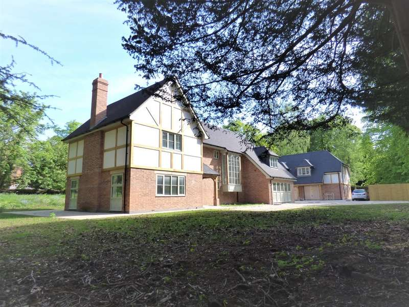 5 Bedrooms Detached House for sale in Manor Park, Kings Bromley