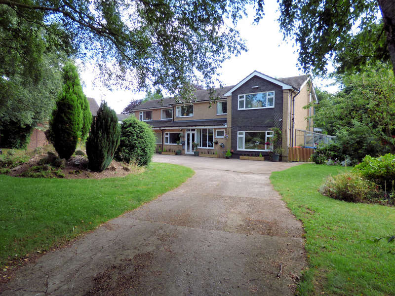 6 Bedrooms Detached House for sale in Mavesyn Ridware, Rugeley