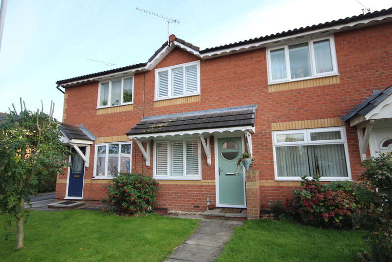 2 Bedrooms Town House for sale in Woodall Avenue, Saltney