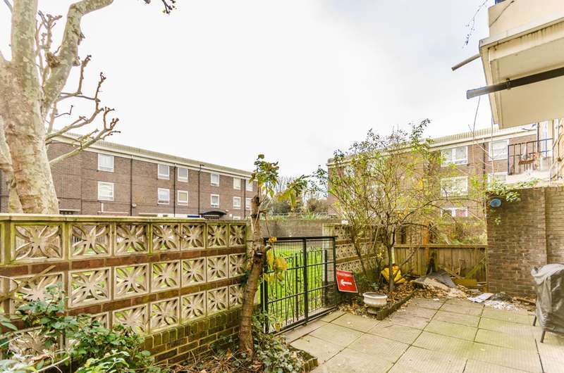 3 Bedrooms Flat for sale in Nairn Street, Poplar, E14