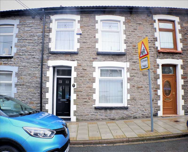 2 Bedrooms Terraced House for sale in Primrose Street, Tonypandy