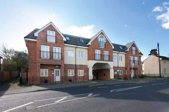 2 Bedrooms Flat for rent in Griffin Court, Hitchin