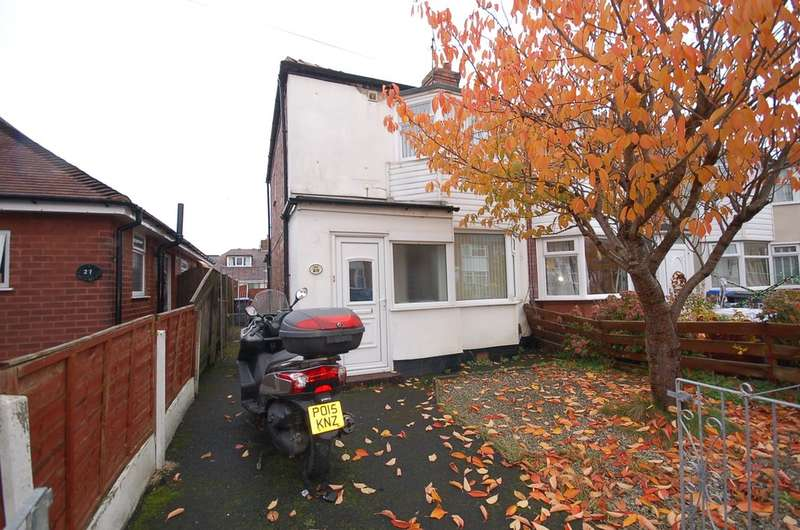 3 Bedrooms Semi Detached House for sale in Levine Avenue, Blackpool
