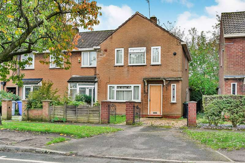 2 Bedrooms Semi Detached House for sale in Hoylake Road, Sale, Cheshire, M33