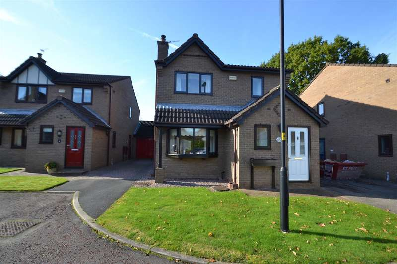 3 Bedrooms Detached House for sale in Limeways, APPLETON, Warrington, WA4