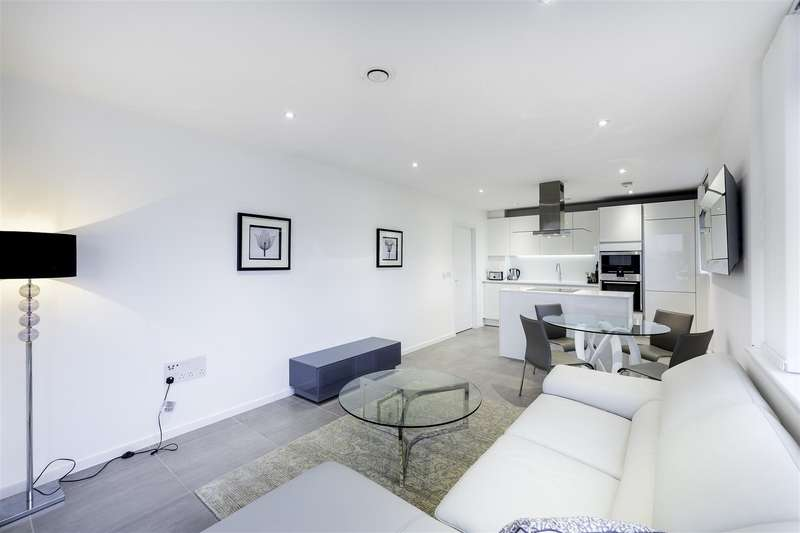 2 Bedrooms Property for sale in Modern new build, incredible South Bank location!