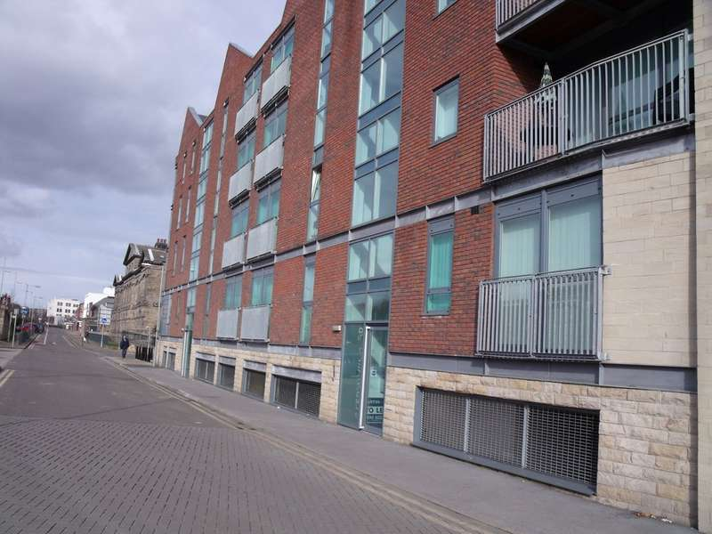 2 Bedrooms Apartment Flat for rent in Cornish Square, 6 Penistone Road S6
