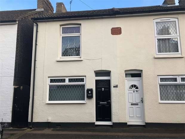 3 Bedrooms End Of Terrace House for sale in William Street, SITTINGBOURNE, Kent