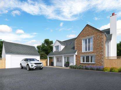 Detached House for sale in St. Agnes, Cornwall