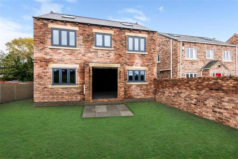 6 Bedrooms Detached House for sale in Weeland Road, Knottingley, WF11 8DN