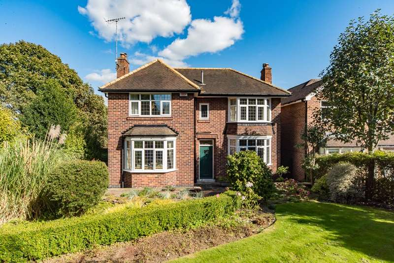 3 Bedrooms Detached House for sale in Whitley Lane, Grenoside, Sheffield, South Yorkshire, S35