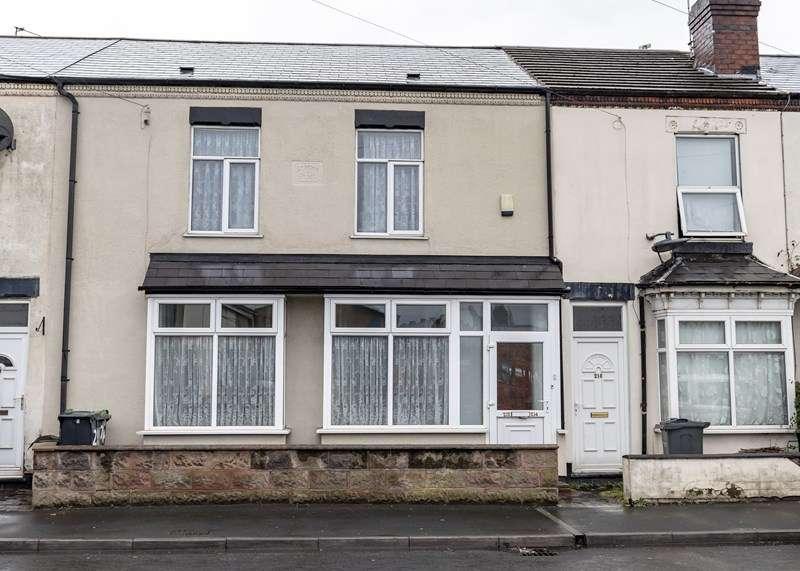 3 Bedrooms Terraced House for sale in Tat Bank Road, Oldbury, West Midlands, B69
