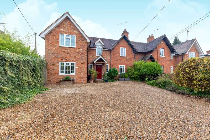 4 Bedrooms Terraced House for sale in King Street Lane, Winnersh, Berkshire, RG41