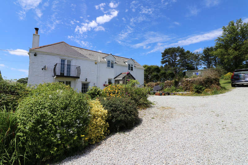 4 Bedrooms House for sale in Higher Tremar, Cornwall