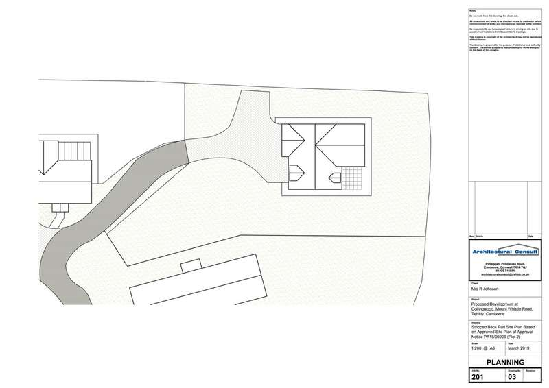 4 Bedrooms Land Commercial for sale in South Tehidy, Camborne