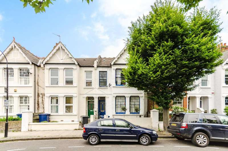3 Bedrooms Terraced House for sale in St Elmo Road, Wendell Park, W12