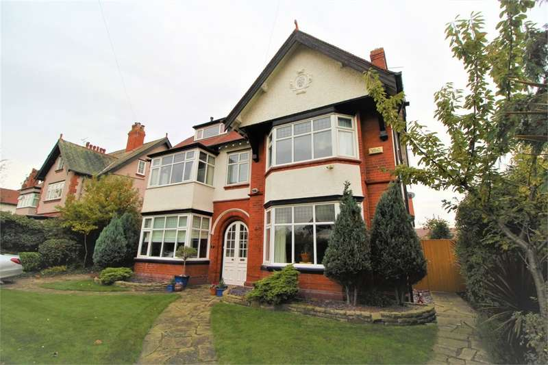 7 Bedrooms Detached House for sale in Ashbourne Avenue, Blundellsands, LIVERPOOL, Merseyside