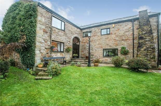 4 Bedrooms Detached House for sale in Hurstead Barn, Hurstead Street, Accrington, Lancashire