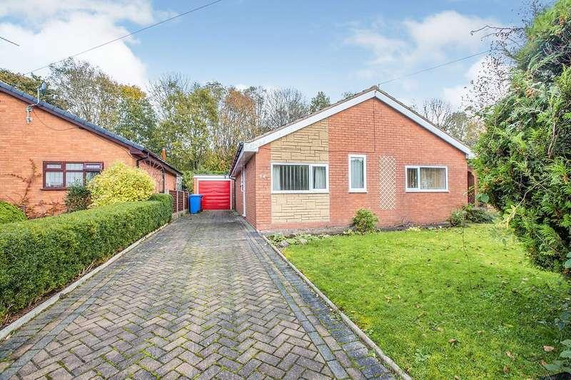 2 Bedrooms Detached Bungalow for sale in Spring Meadow, Leyland, PR25