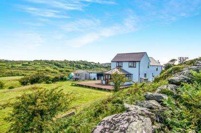 4 Bedrooms Detached House for sale in LLaneilian, Amlwch, Anglesey, Sir Ynys Mon, LL68