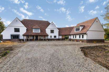 5 Bedrooms Detached House for sale in Swannington, Norwich, Norfolk