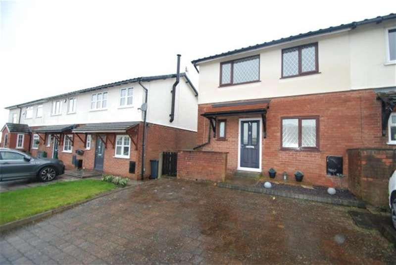 3 Bedrooms Town House for sale in Haycock Close, Stalybridge, Cheshire , SK15 2UD