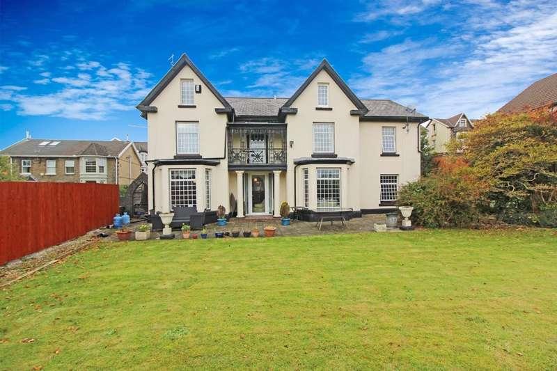 5 Bedrooms Property for sale in Tyfica Road, Pontypridd