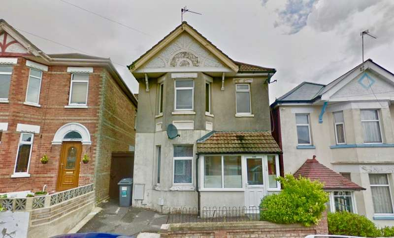 1 Bedroom Apartment Flat for sale in Markham Road, Bournemouth, Dorset, BH9 1JE