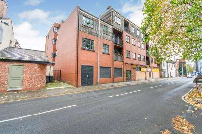 2 Bedrooms Flat for sale in Textilis House, 8 Wellington Street, Stockport, Greater Manchester