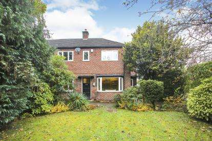 5 Bedrooms Semi Detached House for sale in The Circuit, Alderley Edge, Cheshire, Uk
