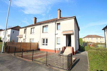 2 Bedrooms Flat for sale in Burnbrae Street, Balornock