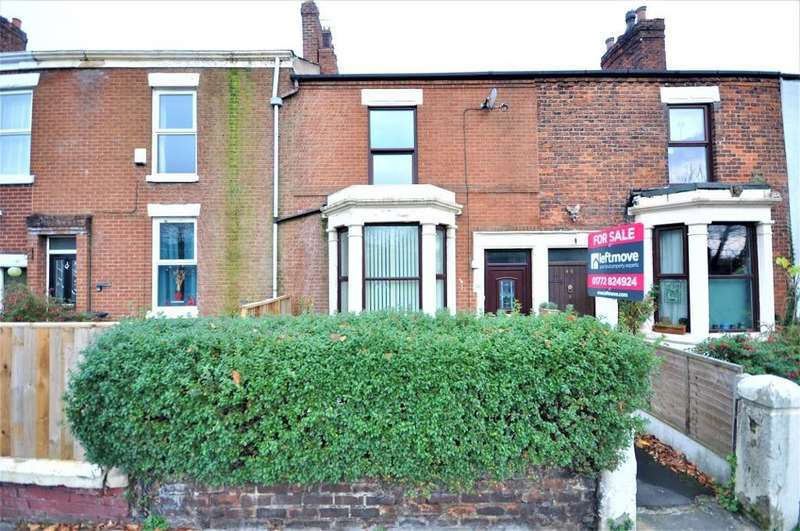 3 Bedrooms Terraced House for sale in Tulketh Brow, Ashton-On-Ribble