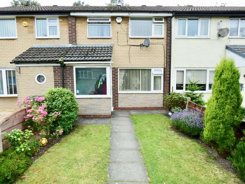 3 Bedrooms Terraced House for sale in Gainsborough Walk, Hyde, Greater Manchester, SK14