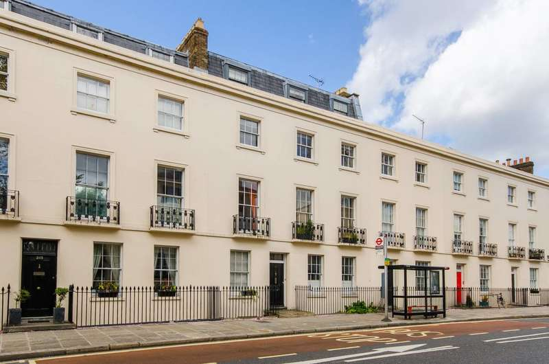 4 Bedrooms House for sale in Albany Street, Regent's Park, NW1
