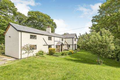 4 Bedrooms Detached House for sale in Rosemary Lane, Bartle, Preston, Lancashire, PR4