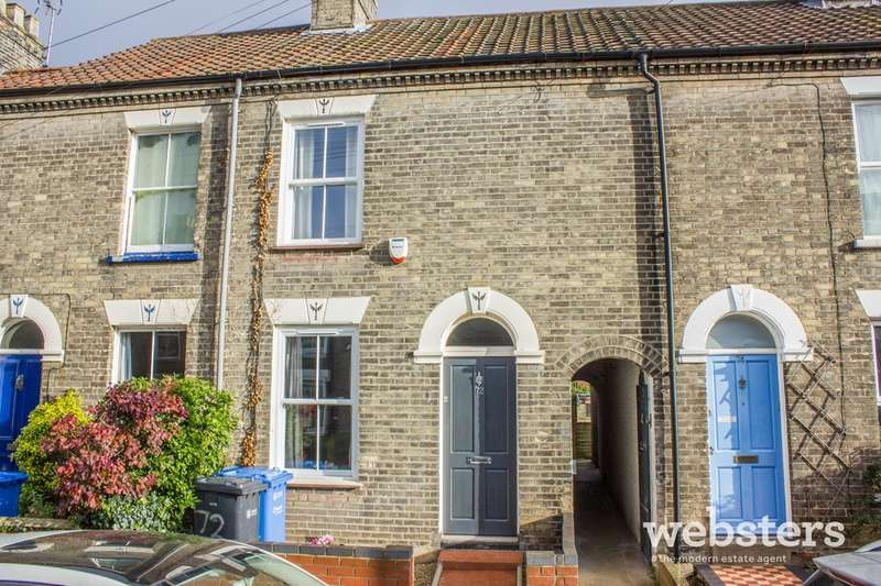 3 Bedrooms Terraced House for sale in Bury Street, Norwich NR2