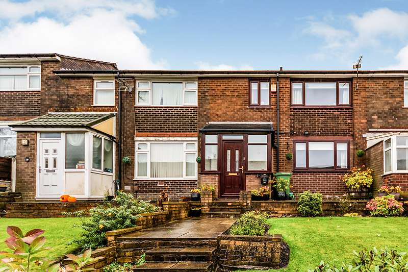 3 Bedrooms House for sale in Stevenson Drive, Oldham, Greater Manchester, OL1