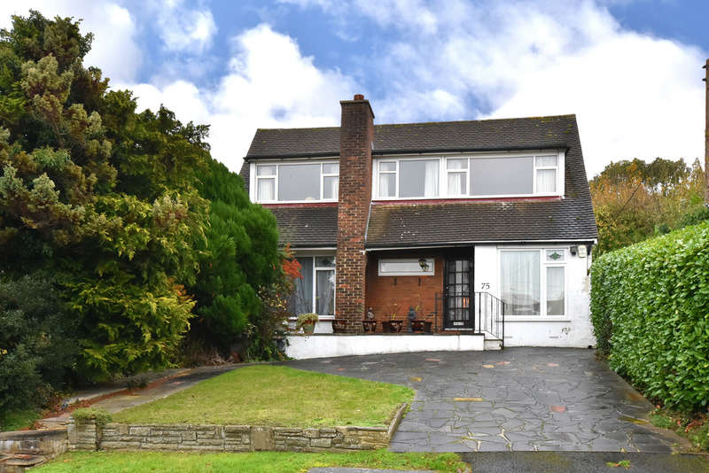 4 Bedrooms Detached House for sale in Glentrammon Road, Orpington