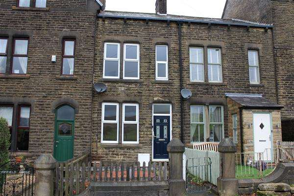 3 Bedrooms Terraced House for sale in Limefield Terrace, Halifax Road, Littleborough