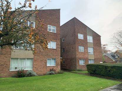 2 Bedrooms Flat for sale in Stoneleigh Court, Peterborough, Cambridgeshire, N/A