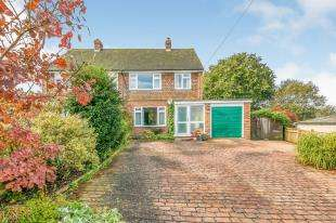 3 Bedrooms Semi Detached House for sale in Blenheim Way, Flimwell, Wadhurst, East Sussex