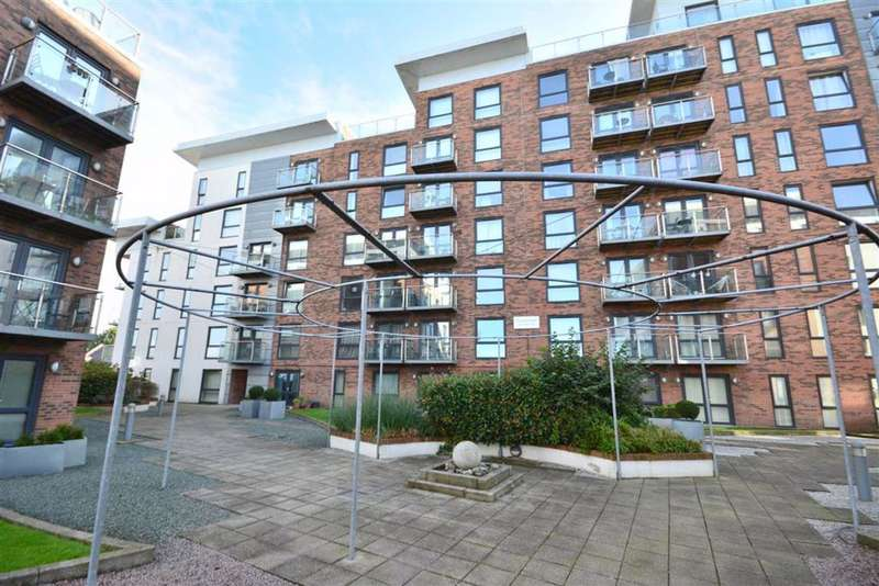 2 Bedrooms Apartment Flat for sale in Cedar Court, Prestwich Manchester, M25