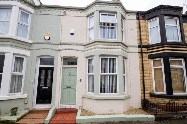 2 Bedrooms Terraced House for sale in Belhaven Road, Liverpool, L18