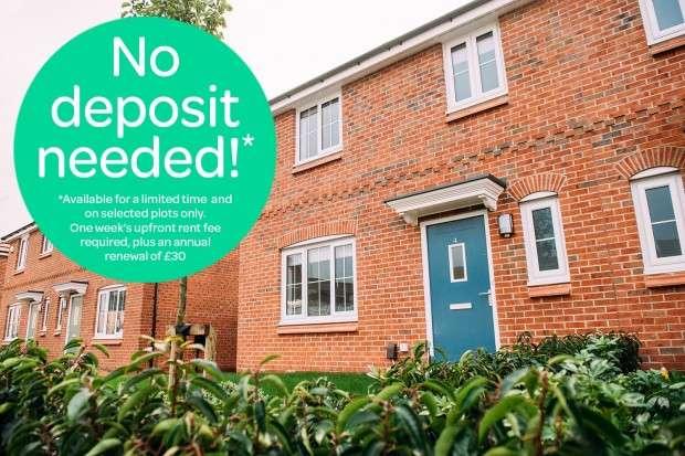 3 Bedrooms Semi Detached House for rent in Ellesmere Hewell Grange, Runcorn, WA7