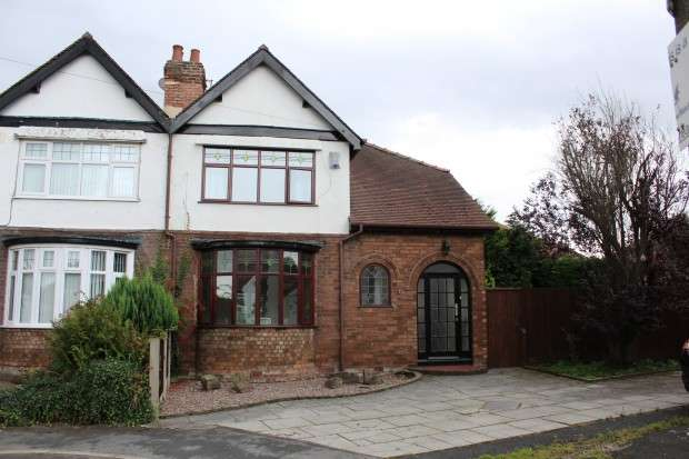 3 Bedrooms Semi Detached House for rent in Park Drive, Liverpool, L23