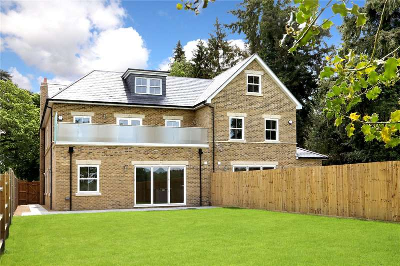 5 Bedrooms Semi Detached House for sale in Littlefield, Sunningdale, Ascot, Berkshire, SL5