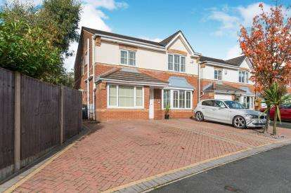 4 Bedrooms Detached House for sale in Peel Hall Avenue, Tyldesley, Manchester, Greater Manchester, M29