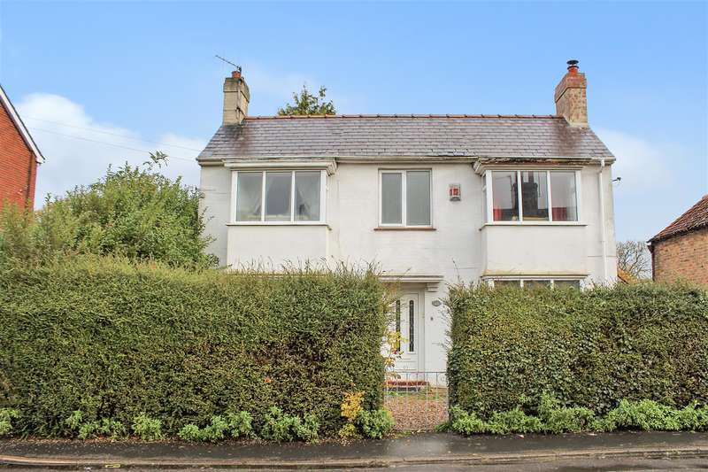 4 Bedrooms Detached House for sale in Parsons Lane, Alford, LN13 9BQ