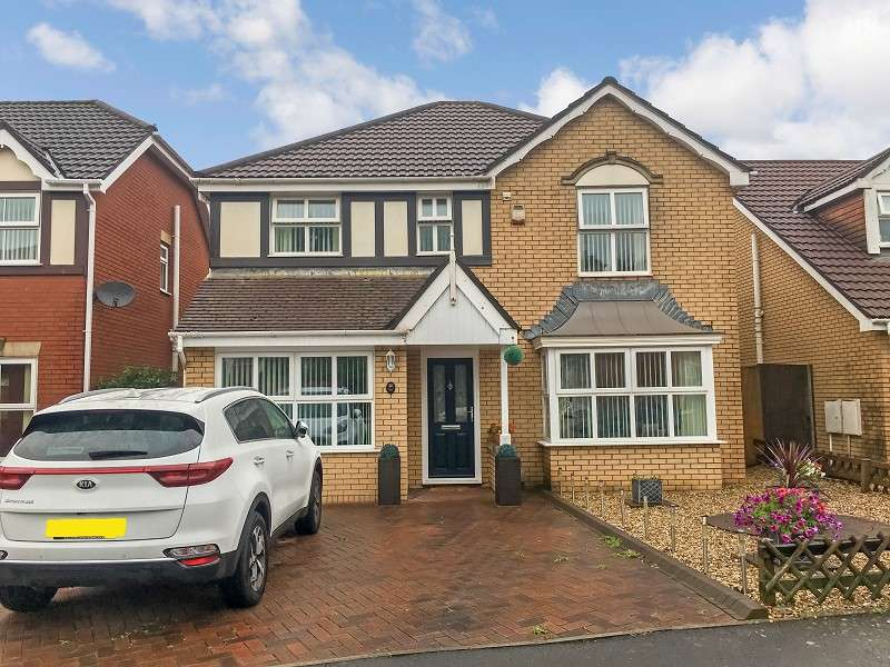 4 Bedrooms Detached House for sale in Cae Glas, Cwmavon, Port Talbot, Neath Port Talbot. SA12 9AX