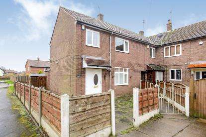 3 Bedrooms End Of Terrace House for sale in Plumley Road, Handforth, Cheshire, .